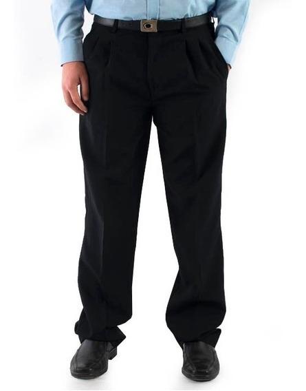 Pantalones Azul Vestir Hombre Ropa Calzados Y Accesorios