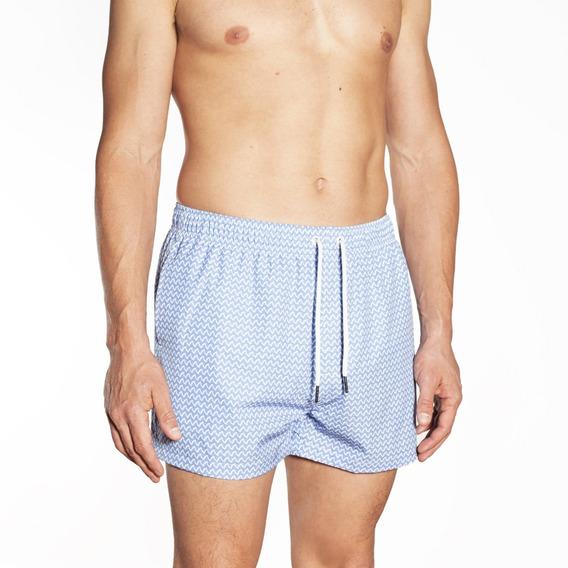 Short De Baño Hombre Crouch - Aletas