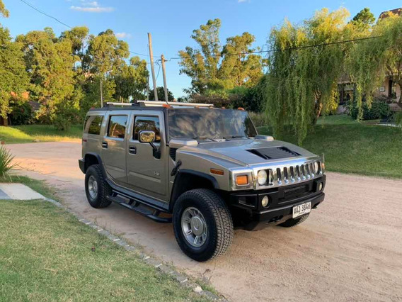 Hummer H2 H2 4x4 Extra Full!