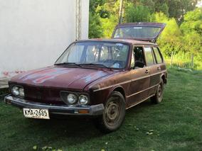 Volkswagen Brasilia 1