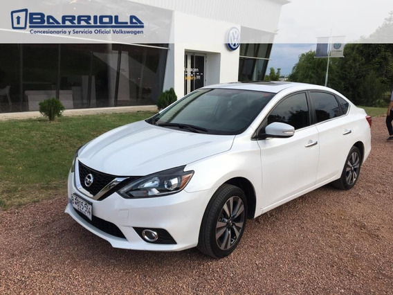 Nissan Sentra B 17 Exclusive 2017 - Barriola