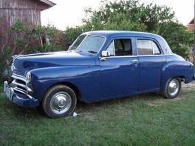 Plymouth Año 51 De Luxe