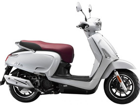 Scooter Kymco Like 125 Costo Patentamiento Bonificado
