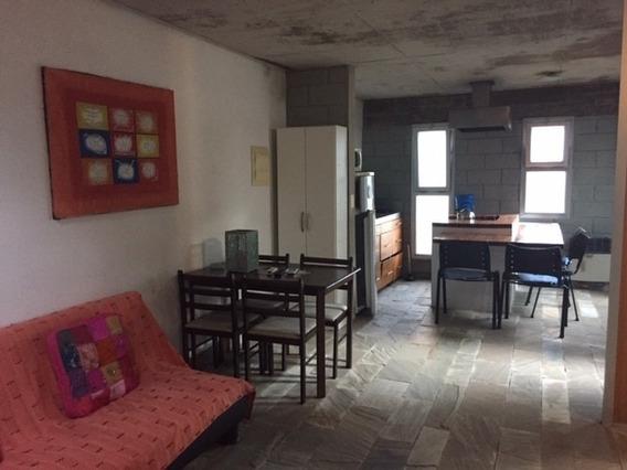 Apartamento Amoblado En Rambla