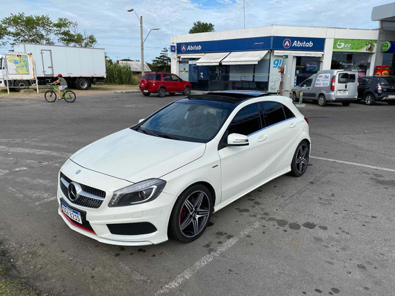 Mercedes Benz A250 Amg A 250 Sport - 2.0 Turbo - Extrafull