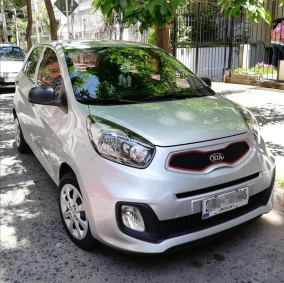 Kia Picanto Ex Plus Extrafull 2015 Permuto Financio