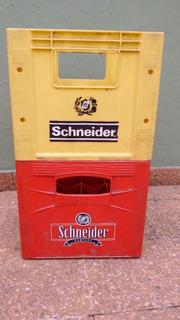 Cajon Cerveza Vacio Quilmes Budweiser Schneider
