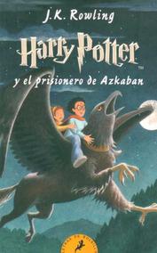 Harry Potter Y El Prisionero De Azkaban N° 3 - J K Rowling