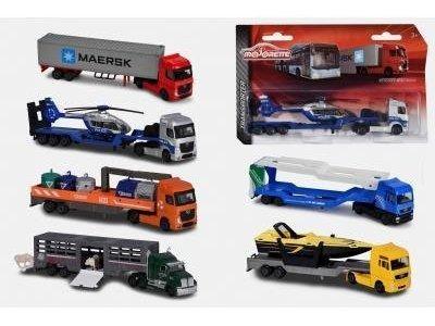Majorette Transporter