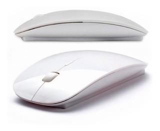 Mouse Inalambrico Ultra Fino Con Nano Receptor Wireless ®