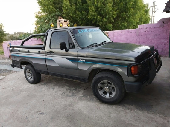 Chevrolet C-10 4.1 Pick-up Silverado 4 Vel Diesel 1988
