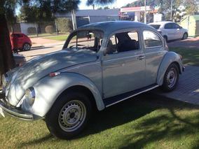 Vendo Vw Fusca 1987 Motor 1600 Muy Conservado Y Original.
