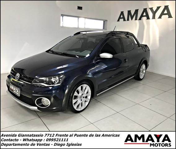 Volkswagen Saveiro Cross Extra Full !! 2016 Amaya Motors !