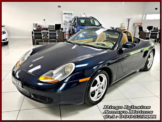 Porsche Boxster 2.7 220cv Unicoo !!!! Amaya Motors
