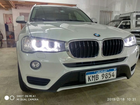 Bmw X3 2.0 X3 Xdrive 20i Executive 184cv 2016