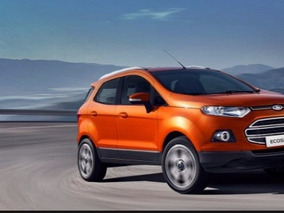 Ford Ecosport 2016 Plan Adjudicado Cuotas Sin Interes