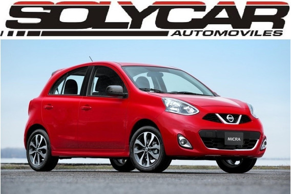Nissan March Full Y Extra Full Entrega Inmediata!!! Solycar