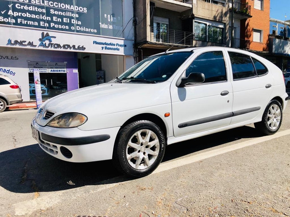 Renault Megane Ii 1.6 Año 2001 Retira Con U$d 2.900 Financio