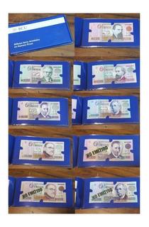 Uruguay N$ Serie Armonica - Billetes Emitidos Y No Emitidos