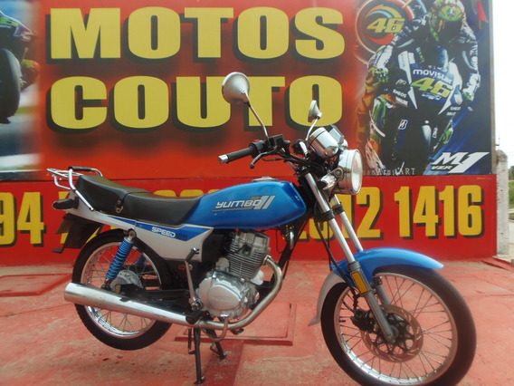 Yumbo Speed 125 Inpecable == Motos Couto ==