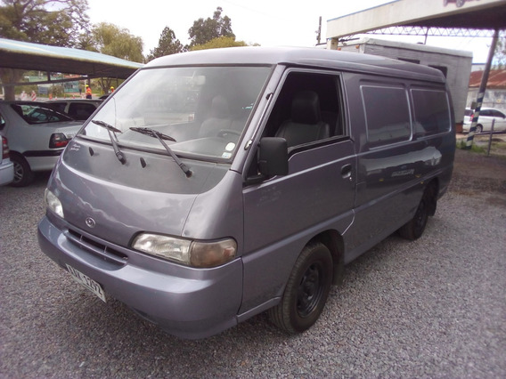 Hyundai Grace Van Panel Dlx 1995