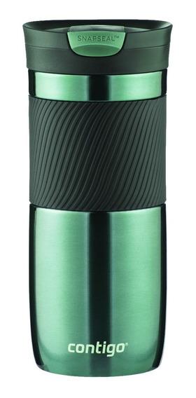 Botella Caramañola Contigo ® Térmica Acero Inox 591ml