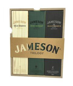 Whisky Jameson Coleccion Trilogy 3x 200ml