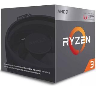 Procesador Amd Ryzen 3 3200g Am4 Box 3.6 Ghz 4 Nucleos Nnet
