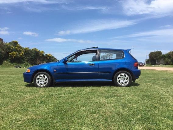 Honda Civic 1.6 Si Hatchback 1993