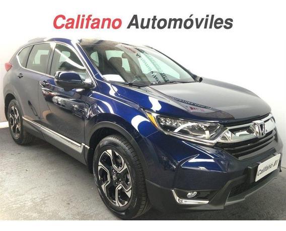 Honda Cr-v New Ex-l 4x4 Tasa0% Seguro Gratis 1año. 2019 0km