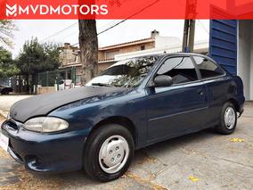 !! Hyundai Accent 1.3 Gls Buen Estado Permuto Financio !!
