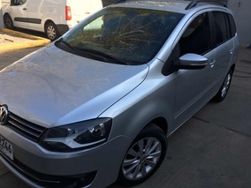 Volkswagen Suran 1.6 Imotion Highline 11c 2012