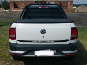 Volkswagen Saveiro 1.6 Cross Gp Cd 101cv 2017
