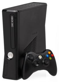 Xbox 360 1 Control Destrabada 10 Juegos 1 Año De Garantia