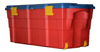 Baul Caja Organizadora Plastico 100 Lts - Garageimpo