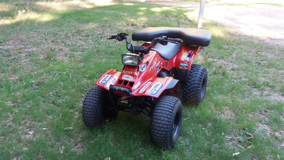 Honda Fourtrax Trx 200sx Año 86 Impecable Estado .