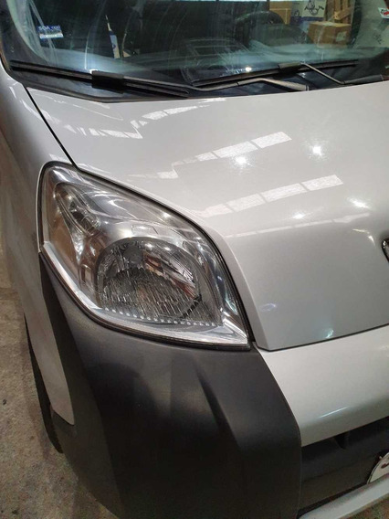 Peugeot Bipper Impecable, Unico Dueño, Pintura De Fabrica