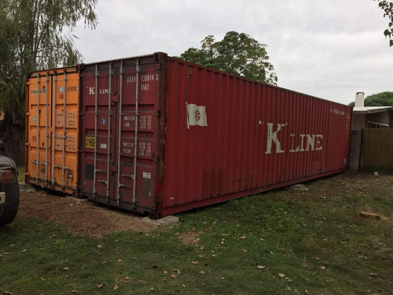 Contenedor Container 12 Metros 40 Hc Deposito