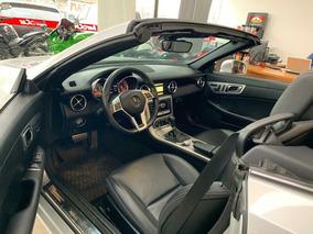 Mercedes-benz Slk350 Cabrio Techo Cristal Unico!! Aerocar