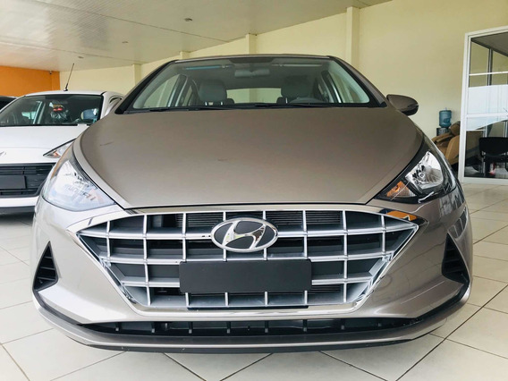 Hyundai Hb20 1.6 Comfort Sedan 2020, Entrego Ya
