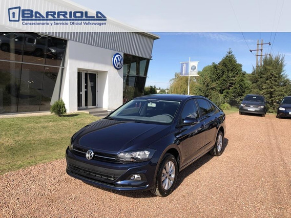 Volkswagen Virtus Comfortline 2019 0km - Barriola