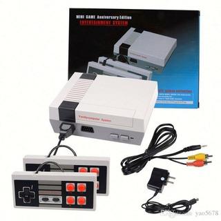 Consola Idem Nintendo Mini Nes 500 Juegos Clasicos Incluidos