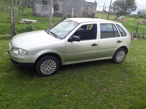 Volkswagen Gol 1.6 I Trendline 60b