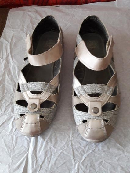 Ml Zapatos Chatitas Paddok N° 40