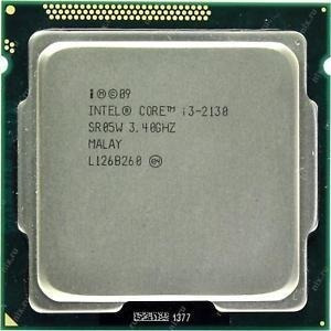 Procesador Intel I3 2130 3.40ghz 1155