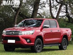 Toyota Hilux Srv Nafta 2016