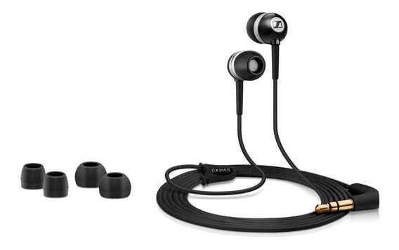 Auriculares Sennheiser In Ear Cx300ii Cancelación De Ruidos