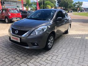 Nissan Versa 1.6 Sense At Sedán Excelente Estado!!!