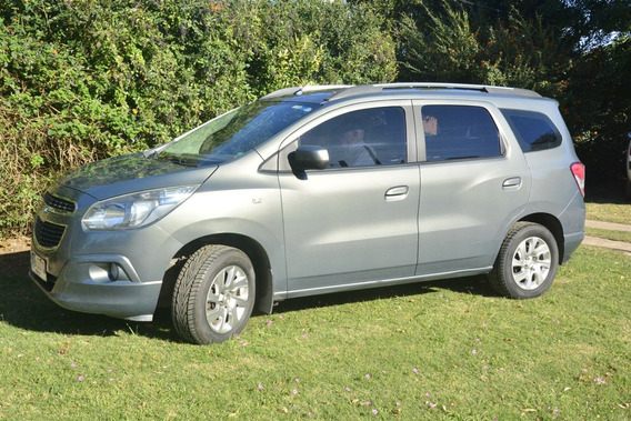 Chevrolet Spin 2013 1.8 Ltz 7as At
