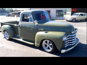 Chevrolet 51 51 Pickup